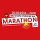 Am 20. März findet wieder der Welt-Down-Syndrom-Tag-Marathons statt. Die Anmeldefrist der Benefizveranstaltung läuft bis 8. März.