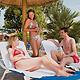 Ab Montag, 15. Mai, öffnet das Sommerbad wieder seine Pforten. Neben Schwimmbecken gibt es Wasserrutschen und Beachvolleyball-Felder.
