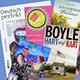 Ob Zeitschriften, Romane, DVDs – die Volksbücherei wartet mit zahlreichen Neuanschaffungen auf.