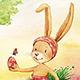 An drei Donnerstagen im Frühling gibt es in der Zweigstelle Soldnerstraße Vorlesespaß für Kinder ab vier Jahren. Beginn jeweils um 16 Uhr.