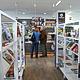 Die Innenstadtbibliothek Carl Friedrich Eckart Stiftung in der Neuen Mitte wird bestens angenommen, wie die beeindruckenden Zahlen belegen.