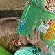 Immer dienstags, von 16. August bis 27. September können Kinder ab drei Jahren in der Dr.-Konrad-Adenauer-Anlage  tollen Geschichten lauschen.