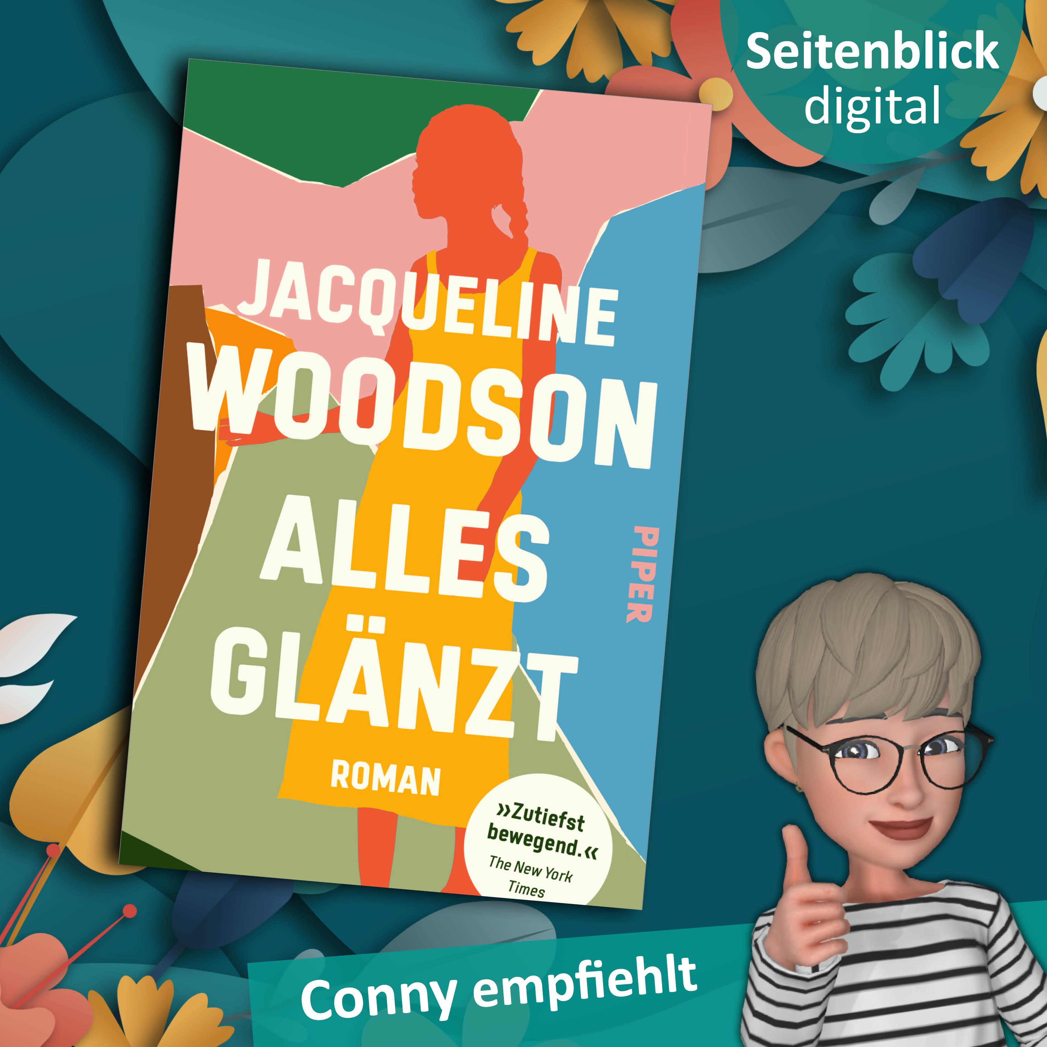 Ein Tipp von Cornelia Bley-Rediger: Die Autorin erzählt die Familiengeschichte von Melody und ihren Eltern, die selbst noch Teenager waren, als sie geboren wurde.