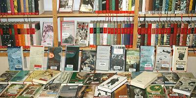 Die Volksbücherei Fürth erhält in vielfältige Weise Unterstützung von Partnern