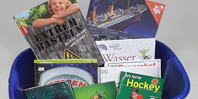 Lesekisten und Themenkisten für Schulen, Kindergärten ...