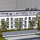 In der Westlichen Waldringstraße 22 in Stadeln entstehen 18 neue Wohnungen. Bauträger ist die Firma wohnfürth.