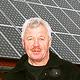 Der Landwirt Gottfried Reichel hat eine leistungsstarke Solaranlage in Betrieb genommen und sich so eine zusätzliche Einnahmequelle geschaffen.