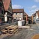 Die Sanierung des Ortskerns von Burgfarrnbach ist angelaufen. Die Stadt setzt damit ein klares Zeichen.
