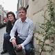 """Seit zehn Jahren unterstützt ein Projekt der """"Sozialen Stadt"""" Hauseigentümer in der Innenstadt bei der Begrünung ihrer Hauseingänge und Fassaden."""