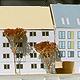 """Die Wohnungsgenossenschaft Fürth-Oberasbach eG hat den Gebäudekomplex """"Talblick""""  saniert und zudem eine Baulücke geschlossen."""