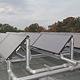 Eine der größten Solarthermieanlagen in Fürth ist seit Kurzem auf dem Flachdach des Fritz-Rupprecht-Heims der AWO in Burgfarrnbach in Betrieb.