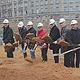 Die Bau- und Siedlungsgenossenschaft Volkswohl eG investiert über 17 Millionen Euro in das neue Bauprojekt mit 77 Wohnungen.