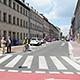 Ein Jahr lang haben Bauarbeiter in der Rosenstraße gebuddelt und gewerkelt: Nun ist die wichtige Innenstadttrasse wieder für den Verkehr freigegeben.