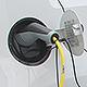 Zwei Elektroautos, die - mit umweltfreundlichen Strom betankt - Strecken bis zu 160 Kilometer bewältigen, ergänzen den Fuhrpark der Stadt Fürth.