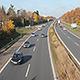 Zur Diskussion um Tempo 80 und verbesserte Lärmschutzmaßnamen auf dem Frankenschnellweg fand ein Vororttermin statt.