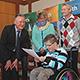 Der Wohnbaupreis feierte Premiere: Preisträger bauten Mietwohnungen für einen Schlaganfall-Patienten sowie einen behinderten Sohn um.