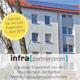 Ein Projekt der infra und der Solarpark der Fürther Wohnungsbaugenossenschaften ermöglicht Mietern die Nutzung von Solarstrom vom eigenen Hausdach.