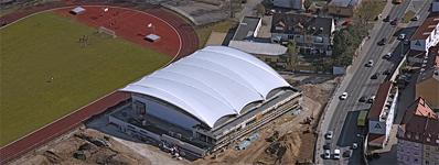 Sporthalle Fürth