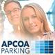 """Die Betreiberfirma Apcoa lockt im Parkhaus Hornschuch-Center in der Gabelsberger Straße mit einem neuen Tarif """"Flex-Plus""""."""