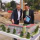 Die WBG- und infra-Tochter wohnfürth schafft in der Nähe des Fürthermare über 40 Eigentumswohnungen mit insgesamt rund 3300 Quadratmetern Wohnraum.