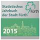 Wieviele Menschen sind im vergangenen Jahr nach Fürth gezogen? Fragen wie diese beantworten die Statistischen Jahrbücher.