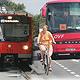 Die Stadt Fürth möchte einen Verkehrsentwick- lungsplan aufstellen, der festlegt, wie die verschiedenen Verkehrsarten zusammenwirken.