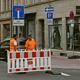 Seit Mai 2018 wurde die Hirschenstraße, eine der wichtigsten Innenstadtverbindungen, in mehreren Bauabschnitten saniert.