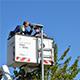Neben der Umrüstung von 4800 Lichtpunkten auf modernste Technik, testet die infra aktuell ein adaptives Beleuchtungssystem.