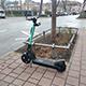 Ab sofort können Interesssierte im Fürther Stadtgebiet E-Scooter ausleihen. Die Anbieter