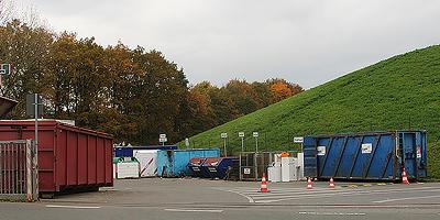Tipps und Tricks zu den Recyclinghöfen