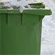 Bei eisigen Temperaturen kann die Müllabfuhr die Biotonnen nur sehr schwer leeren, da der Abfall oft festgefroren ist. Bitte folgende Tipps beachten.