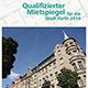 Mit einer Umfrage hat die Stadt für Fürth einen Qualifizierter Mietspiegel erstellt, der Juli 2016 fortgeschrieben wurde.