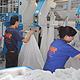 Die Wäscherei Röder setzt auf Nachhaltigkeit und sorgt mit neuester Technik für Energie- und Wassereinsparung.