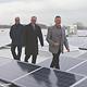 Die Solaranlage auf dem Norma Logistikzentrum erzeugt knapp eine Million Kilowattstunden Strom und macht somit sogar dem Solarberg Konkurrenz.