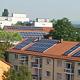 Der Solarpark der Fürther WBG schreibt seit seiner Gründung im Jahr 2012 eine wahre Erfolgsgeschichte und umfasst inzwischen 62 Photovoltaikanlagen.