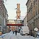 Informationen  zum Winterdienst auf Gehwegen und auch in der Fußgängerzone.