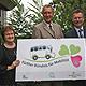 Der Anfang ist gemacht: Ab Januar 2012 erhalten Fürther Berechtigte fünf Euro pro Monat Mobilitätsbonus.