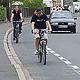 61 Kommunen haben sich in der Arbeitsgemeinschaft fahrradfreundlicher Kommunen  (AGFK) zusammen-geschlossen, um den Radverkehr zu fördern.