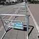Die Fahrradstadt Fürth stellt ab sofort mobile Radständer bei Großveranstaltungen zur Verfügung, die flexibel einen sicheren Abstellplatz bieten.