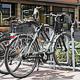Für 64 Fahrräder ist nun zusätzlich Platz in der Gustav-Schickedanz-Straße, die Stadt hat neue