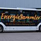 Der infra-Fuhrpark hat Zuwachs erhalten: Fünf neue Hybrid-Gelenkbusse ersetzen sukzessive ihre inzwischen zwölf Jahre alten Vorgänger.