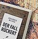 """Autor Johannes Wilkes liest am Donnerstag, 12. Mai, aus seinem Frankenkrimi """"Der Fall Rückert"""". Die Originalhandschriften des Dichters Friedrich Rückert spielen in der Krimikomödie eine zentrale Rolle."""