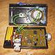 In einem Workshop können Kinder und Jugendliche im Rundfunkmuseum einen Detektor bauen, um die nachtaktiven Säuger zu beobachten.