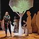 """Von Montag, 24., bis Samstag, 29. April, zeigt das Stadttheater das Erfolgsstück """"Elefanten sieht man nicht"""" im Kulturforum."""