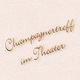 """Der Theaterverein Fürth lädt am Dienstag, 30. Mai, 15.30 Uhr, zum nächsten """"Champagnertreff"""" in das Stadttheater ein."""