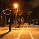 Zum Abschluss des Eisenbahnjahres setzt eine Illumination in der Hornschuchpromenade noch einmal ganz besondere Lichtakzente.