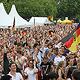 Auf der Fürther Freiheit sind alle EM-Spiele mit deutscher Beteiligung zu sehen. Daneben gibt es weitere Möglichkeiten, gemeinsam Fußball zu schauen.