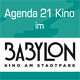 Auch das neue Programm 2020/21 der Kinoreihe der Agenda 21-Gruppe beschäftigt sich zentral mit dem Thema Nachhaltigkeit.