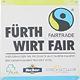 """Die Tucher-Brauerei setzt sich für die Bewerbung Fürths als """"Fairtrade-Stadt"""" ein und will in der Gastronomie für """"faire"""" Produkte werben."""