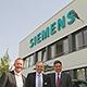 Siemens investiert auf der Hardhöhe 14 Millionen Euro für optimale Produktionsbedingungen und sichert die Zukunft des Standorts.